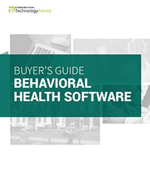 Behavioral Health Software Buyer's Guide