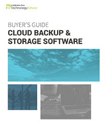 Cloud Backup & Storage Buyer's Guide