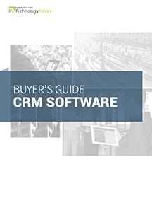CRM Software Buyer's Guide