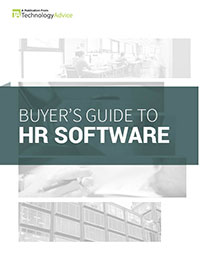 Buyer's Guide to HR Software