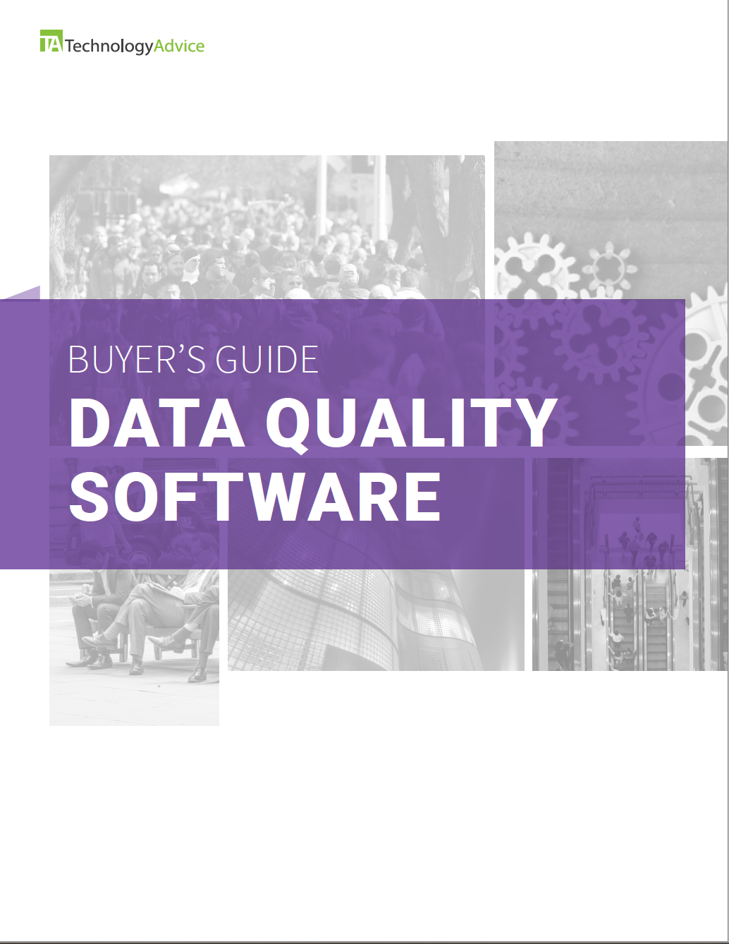 Buyer's Guide to Data Quality Software
