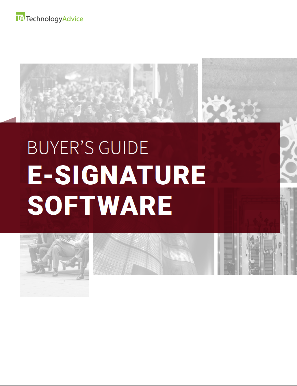 E-Signature Software Buyer's Guide