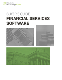 Financial Services Software Buyer's Guide