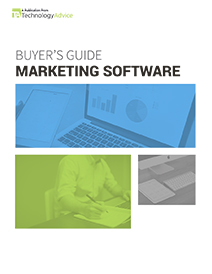 Marketing Software Buyer's Guide