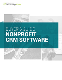Nonprofit CRM Buyer's Guide