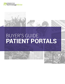 Patient Portal Buyer's Guide