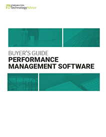 Performance Management Software Buyer's Guide