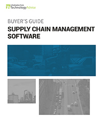 Supply Chain Management Buyer's Guide