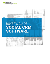 Social CRM Software Buyer's Guide