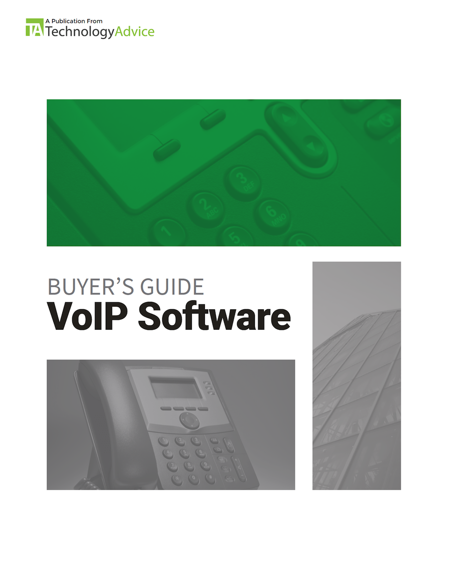 VoIP Software Buyer's Guide