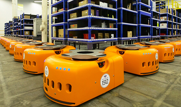How Kiva Systems Is Changing the Future of Warehouse Work