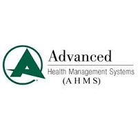 AHMS Advanced Health Management Systems Logo