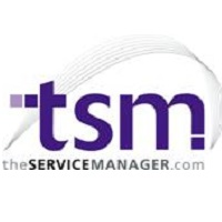 The Service Manager (TSM) logo