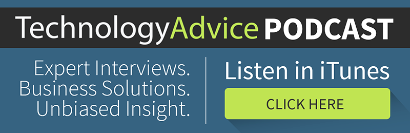 TechnologyAdvice Podcast iTunes