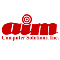 AIM Computer Solutions Logo