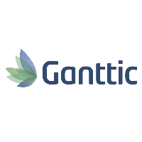 Ganttic Software Logo