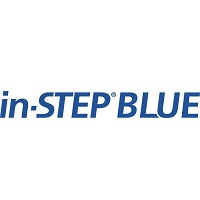 MicroTool in-STEP Blue Logo