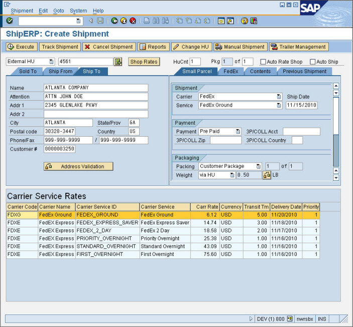 contact management database software