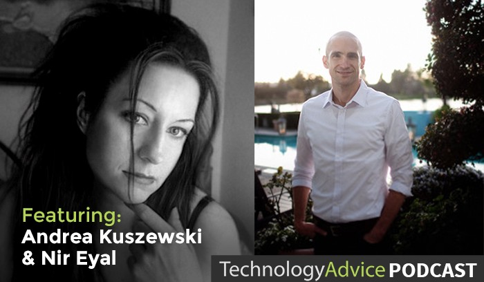 How to Motivate People, featuring Andrea Kuszewski & Nir Eyal