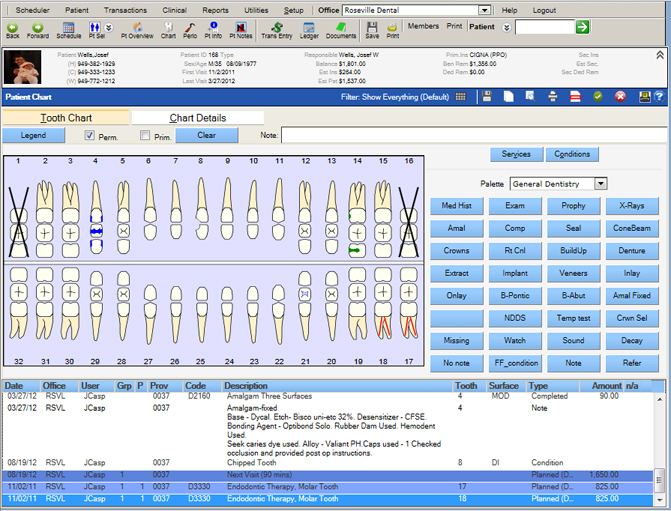 QSIDental - dental software
