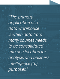 how to find the best data warehousing provider