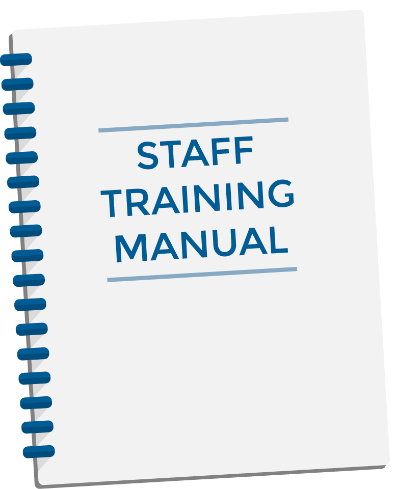 Staff training pictures to pin on pinterest pinsdaddy for Staff training manual template