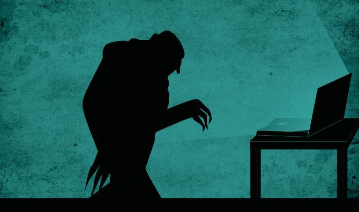 image of nosferatu and shadow IT