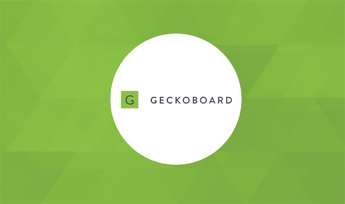 Product Spotlight: Geckoboard Data Dashboards