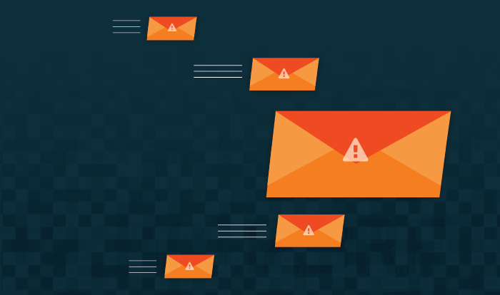 5 Mistakes That Will Send You To The Spam Folder (Infographic)