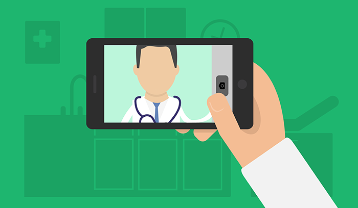 """Medicalized Smartphones: Giving New Meaning to """"Selfies"""""""