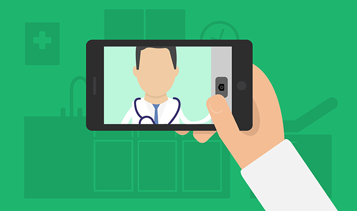 "Medicalized Smartphones: Giving New Meaning to ""Selfies"""