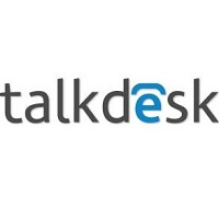 Talkdesk Call Center Software Logo
