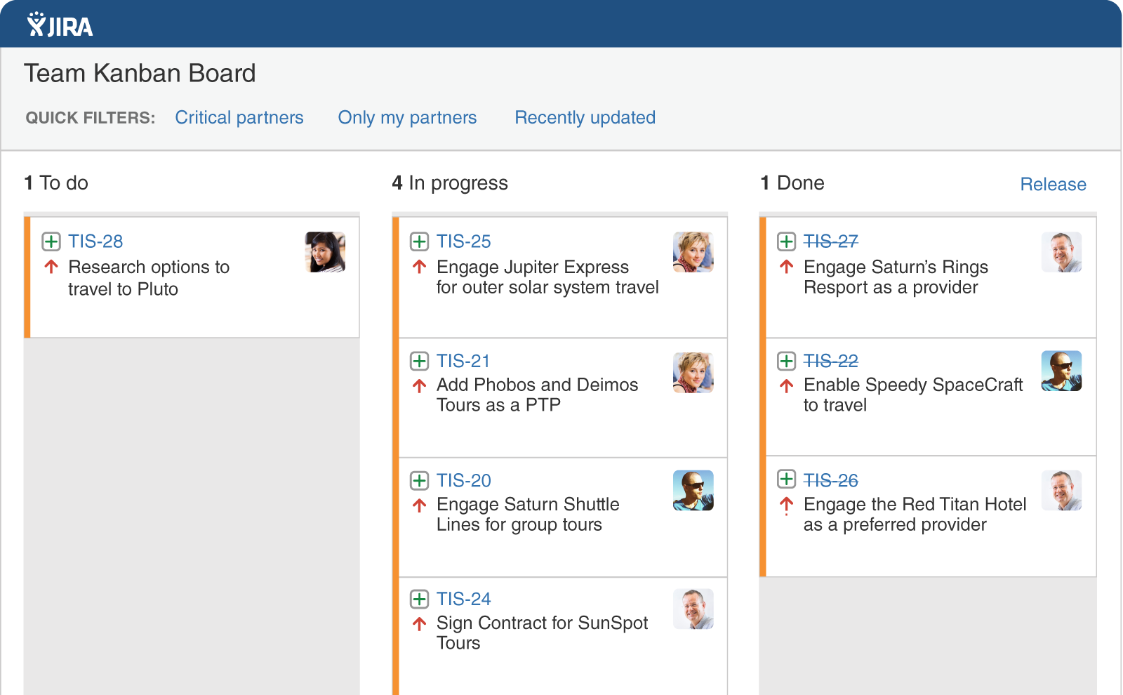 AtlassianJIRA screenshot
