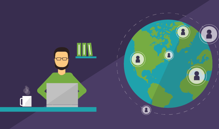 The New Workplace: Why Flexible Working and Telecommuting are Taking Over (Infographic)
