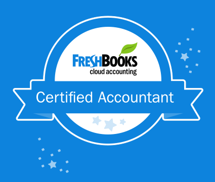 freshbooks certification badge